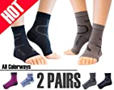 Thirty48 Plantar Fasciitis Socks, 20-30 mmHg Foot