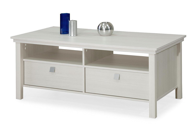Table basse Cantabria 2072 blanc cassé