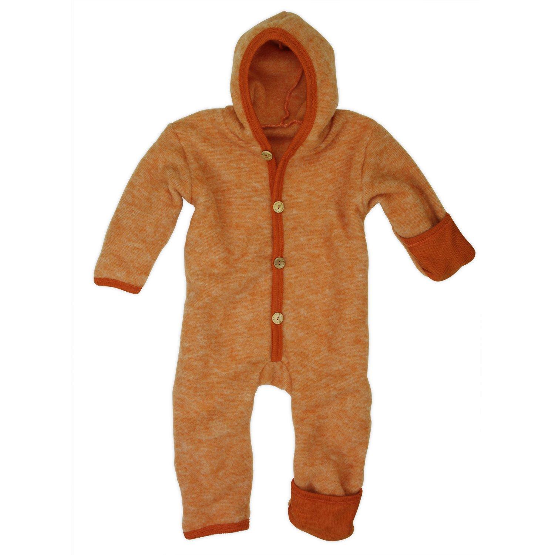 Baby Combinaison En Wollfleece De Cosilana By Kbt Wollbody