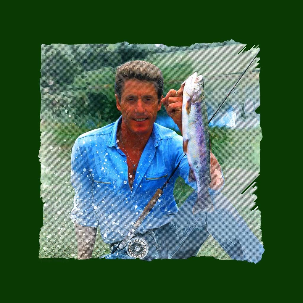 TV Times The Who Singer Roger Daltrey Fish Kids T-Shirt