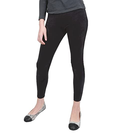 c31664f90d9 MeMoi Girls Micro Suede Leggings at Amazon Women s Clothing store