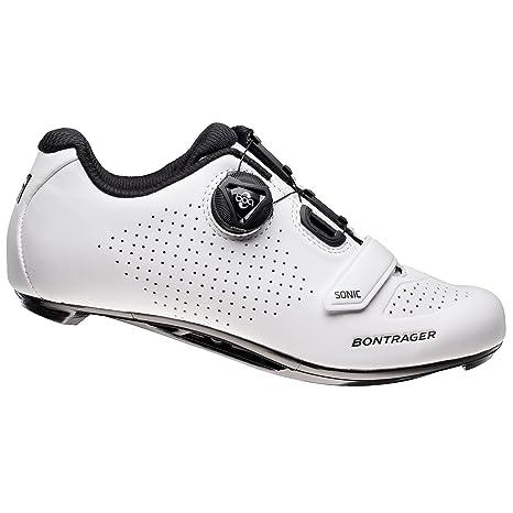 Bontrager SONIC Donna Bicicletta da corsa bicicletta scarpe bianco 2018 1b3dfe7bd69