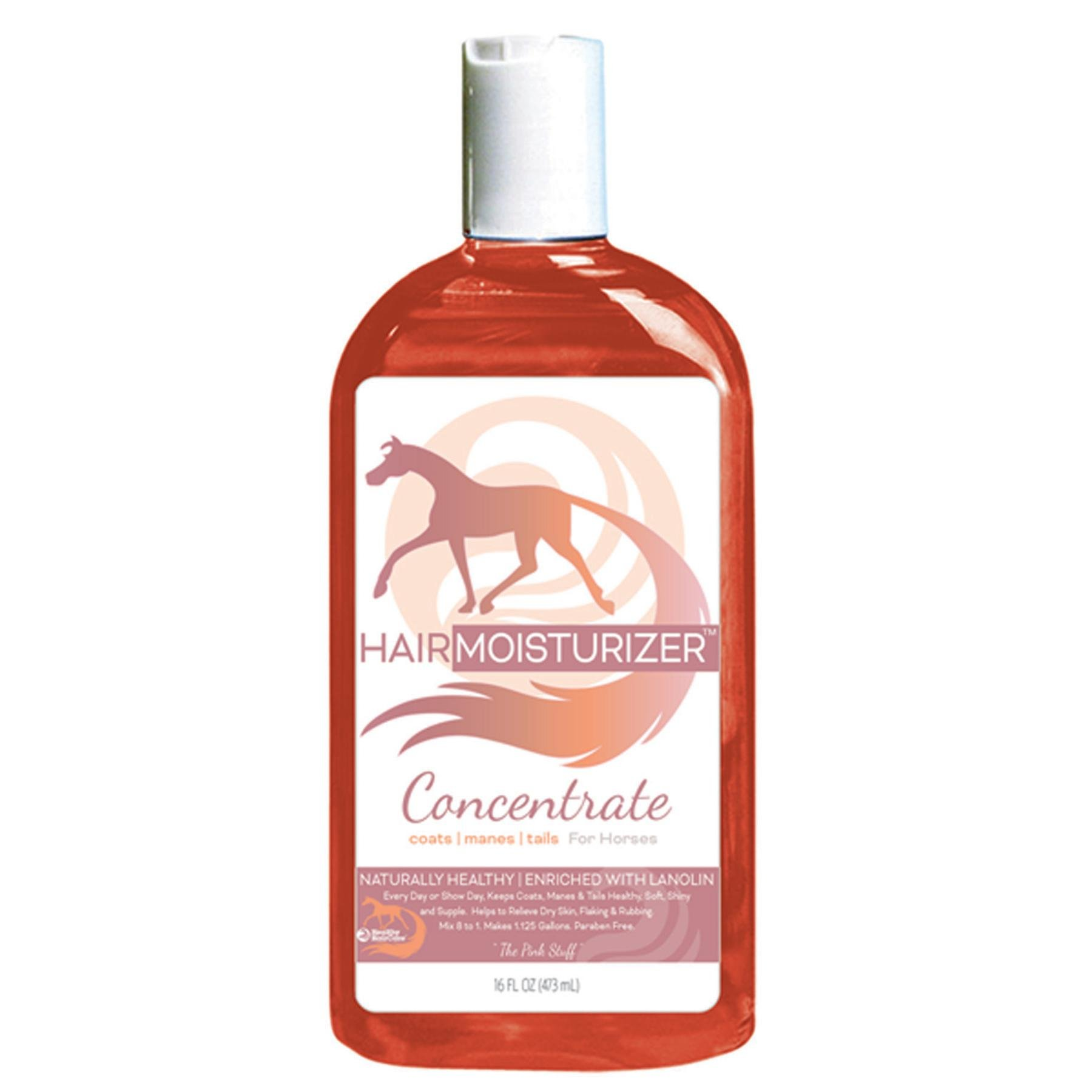 Healthy Hair Care Products 16 fl oz CONCENTRATE Hair Moisturizer for Horses Makes Up To One Gallon