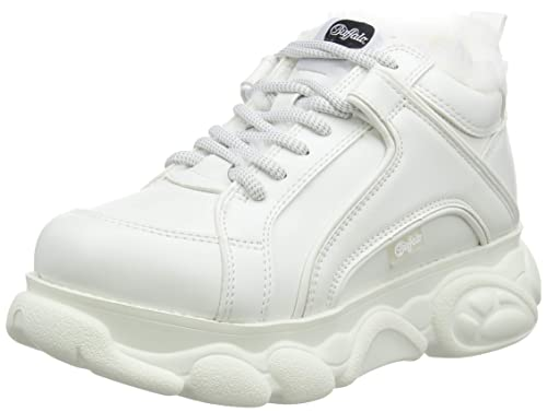 Buffalo Corin, Sneakers Basses Femme: : Chaussures