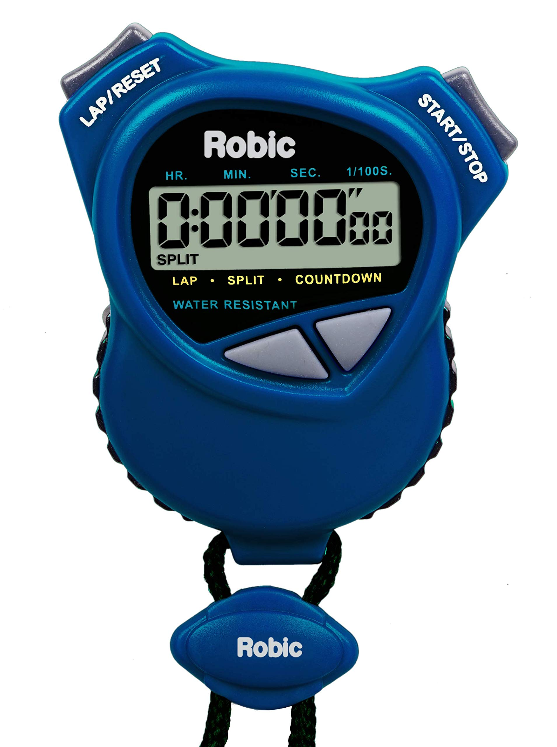 Oslo Dual Stopwatch/Countdown Timer (Blue)