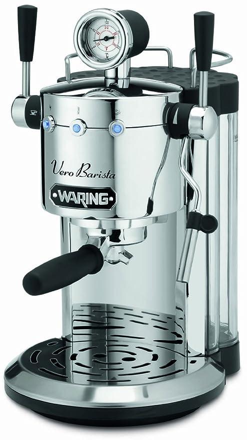 Amazon.com: Waring Pro ES1500 cafetera espresso profesional ...