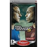 Pro Evolution Soccer 5 Platinum (PSP)
