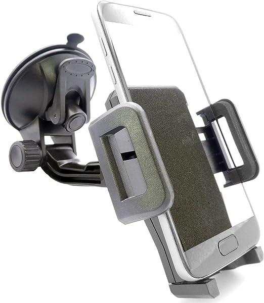Universal Handyhalterung Autoscheibe Saugnapf Scheibe Auto Kfz Handy Halterung Halter