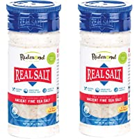 Real Salt Shaker Realsalt 9 oz Salt (Pack of 2)