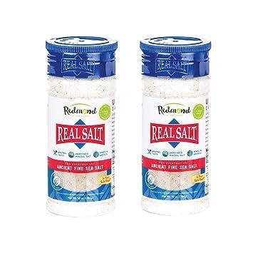 fe1b5bf54f55 Amazon.com   Redmond Real Sea Salt - Natural Unrefined Organic ...