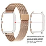 LKEITY Compatible for Apple Watch Band 44mm 42mm