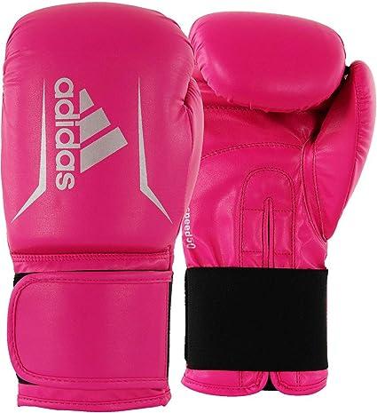 adidas Speed 50 adiSBG50 Gants de Boxe pour Adulte Rose