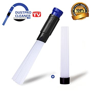 JaLL Dust Pro Cleaner Brush Vacuum Attachment