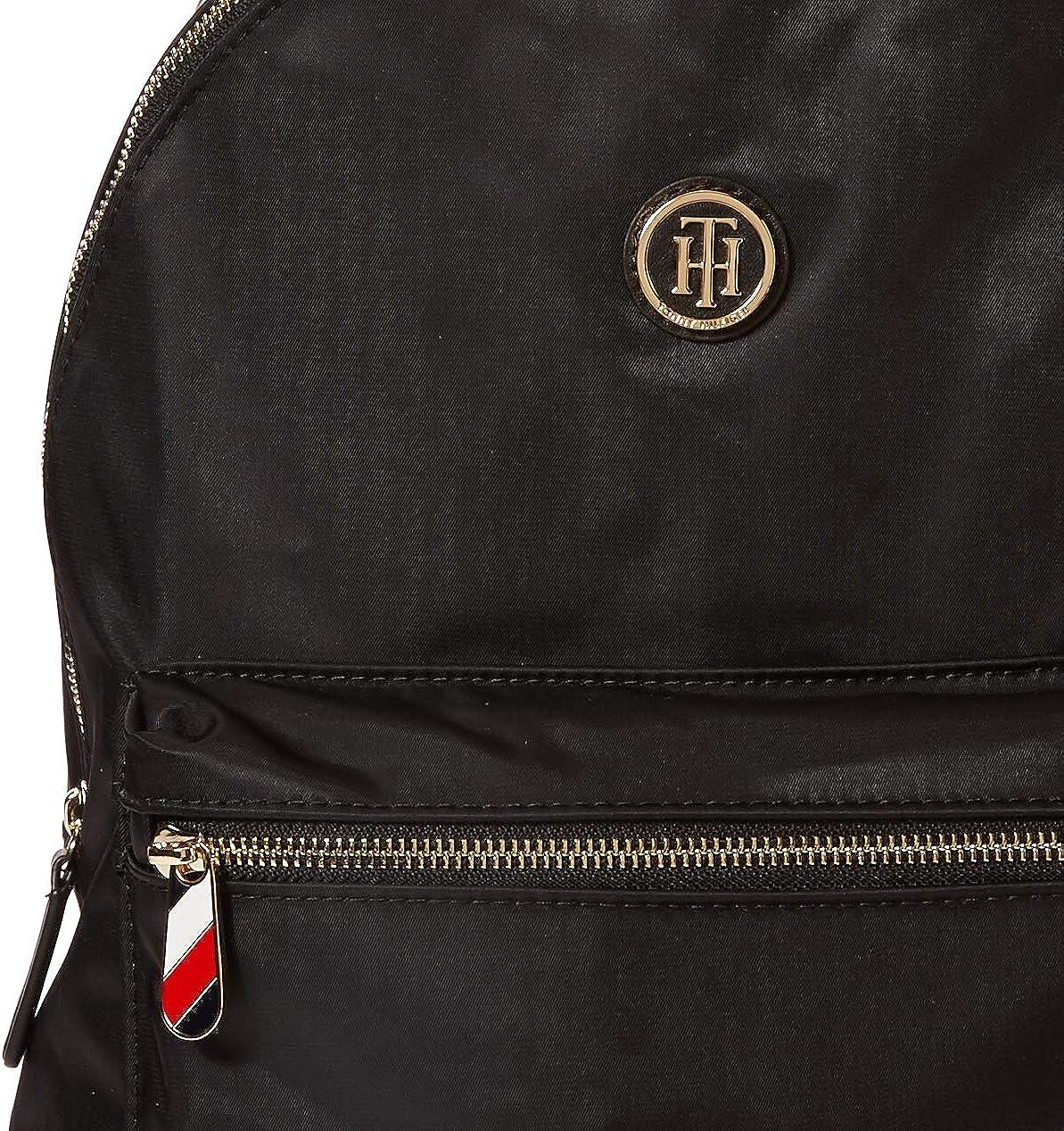 13x40x31 centimeters B x H x T SM POPPY BACKPACK Women/'s Cross-Body Bag Black
