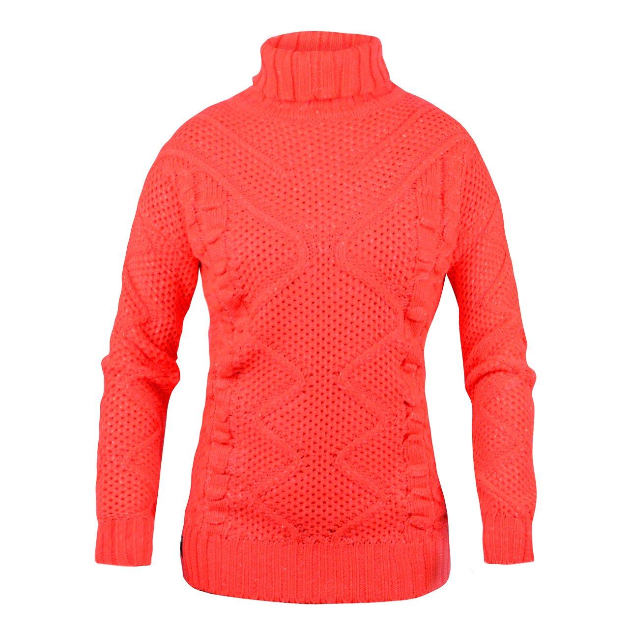 GAASTRA Damen Pullover Swinging Pink L: : Bekleidung