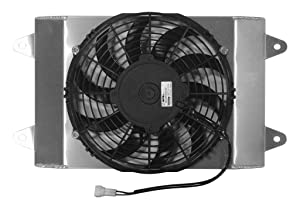 Universal Parts Z2026 High Performance Cooling Fan