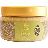Bayt Al Saboun Al Loubnani Argan Theraphy Oud Body Sugar Scrub, 300 Gm