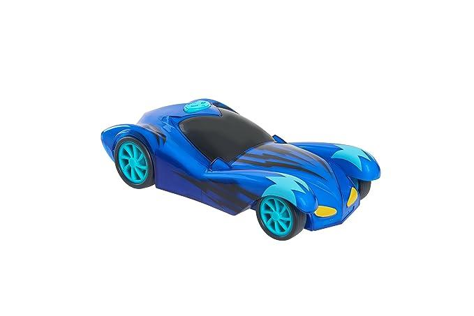 Amazon.com: Just Play 24896 Pj Masks Light Up Racers Cat Car: Toys & Games