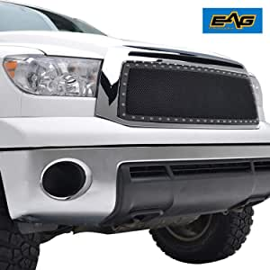 Fits 2010-2013 Toyota Tundra Billet Grille Grill Insert Combo 2011 2012#T61060A