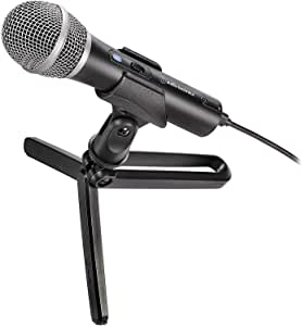 Audio-Technica ATR2100x-USB Cardioid Dynamic Microphone (ATR Series)
