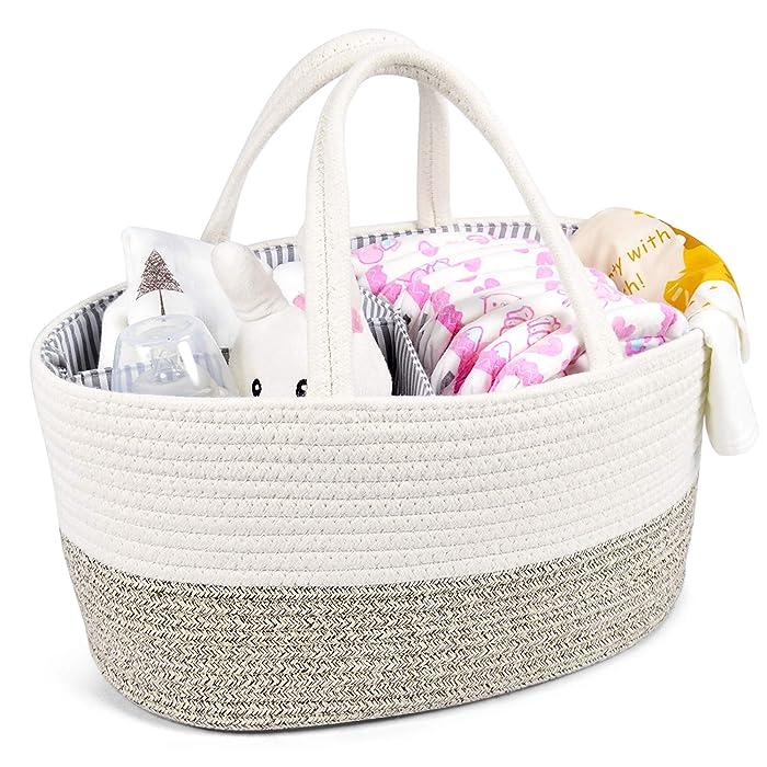 Top 10 Little Baskets Baby Shower Decor