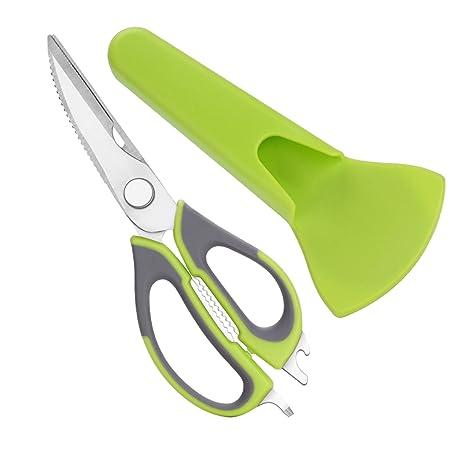 Amazon.com: Def tijeras de cocina – Múltiples funcional ...