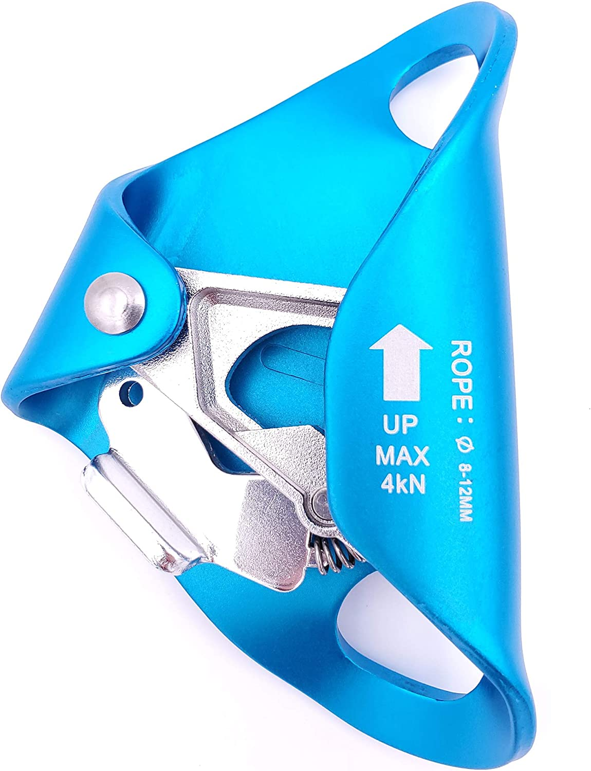 EPIC PEAK Climbing Chest Ascender Abdominal for Vertical Rope Climbing with Free Decal: Toys & Games