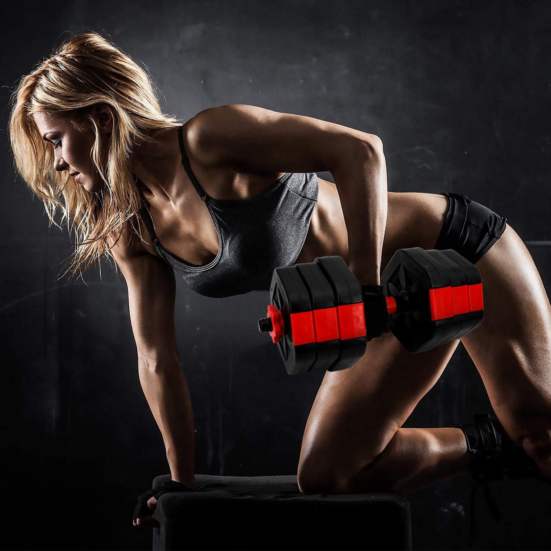 Fitness Dumbbells Set