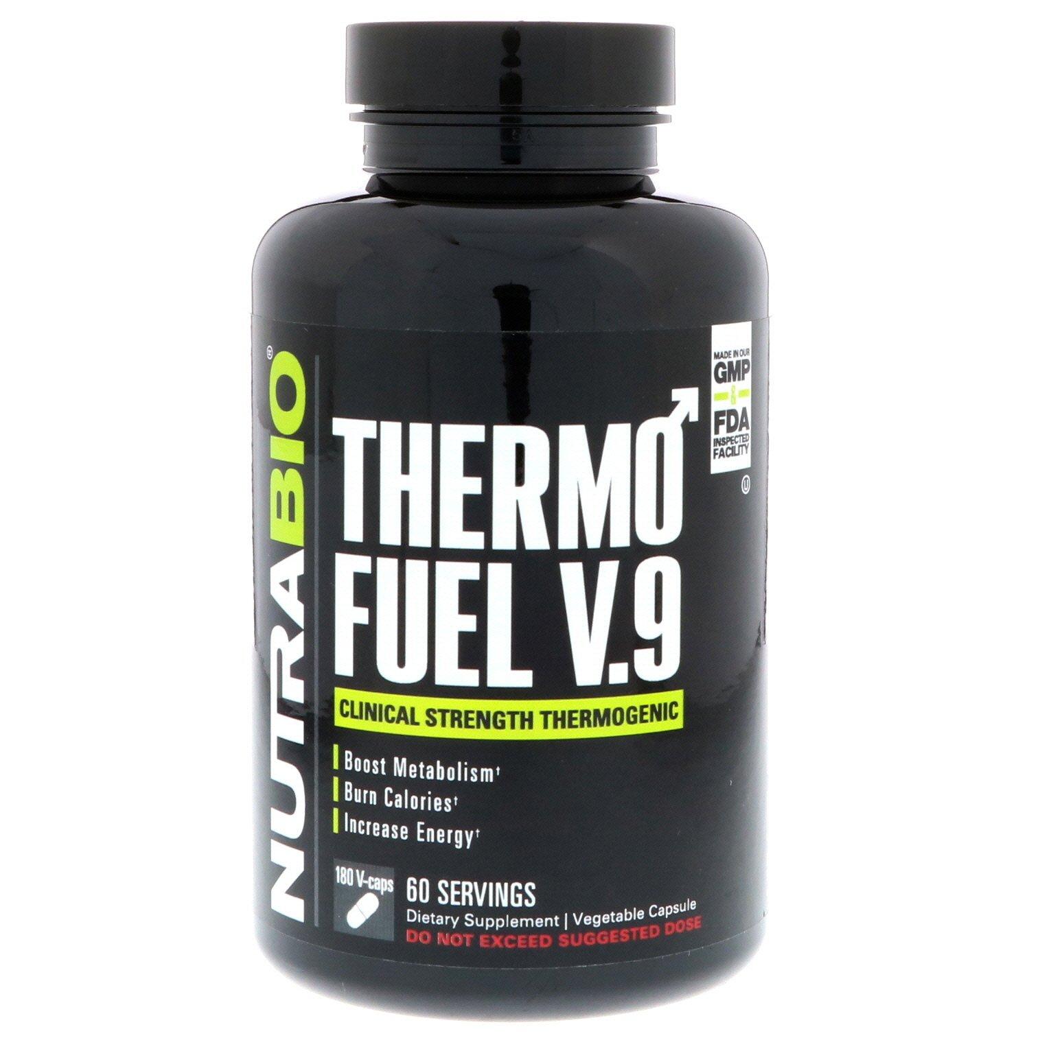 Amazon.com: Customer reviews: NutraBio ThermoFuel V9 for ...