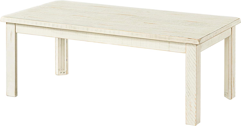 Martin Svensson Home Ventura, Coffee Table, Antique White