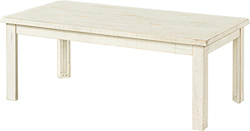 Martin Svensson Home Ventura, Coffee Table, Antique White