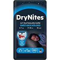Huggies Drynites Küçük Erkek 10'Lu 1 Paket (1 x 564 g)