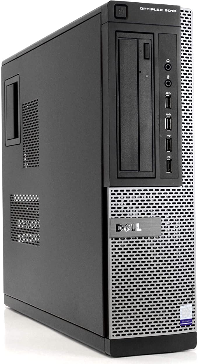 Dell Optiplex 9010 Desktop Computer PC - Intel Quad Core i5 3.1-GHz, 8GB RAM, 500GB Hard Drive, DVD, WiFi, Windows 10 Professional (Renewed) | Amazon