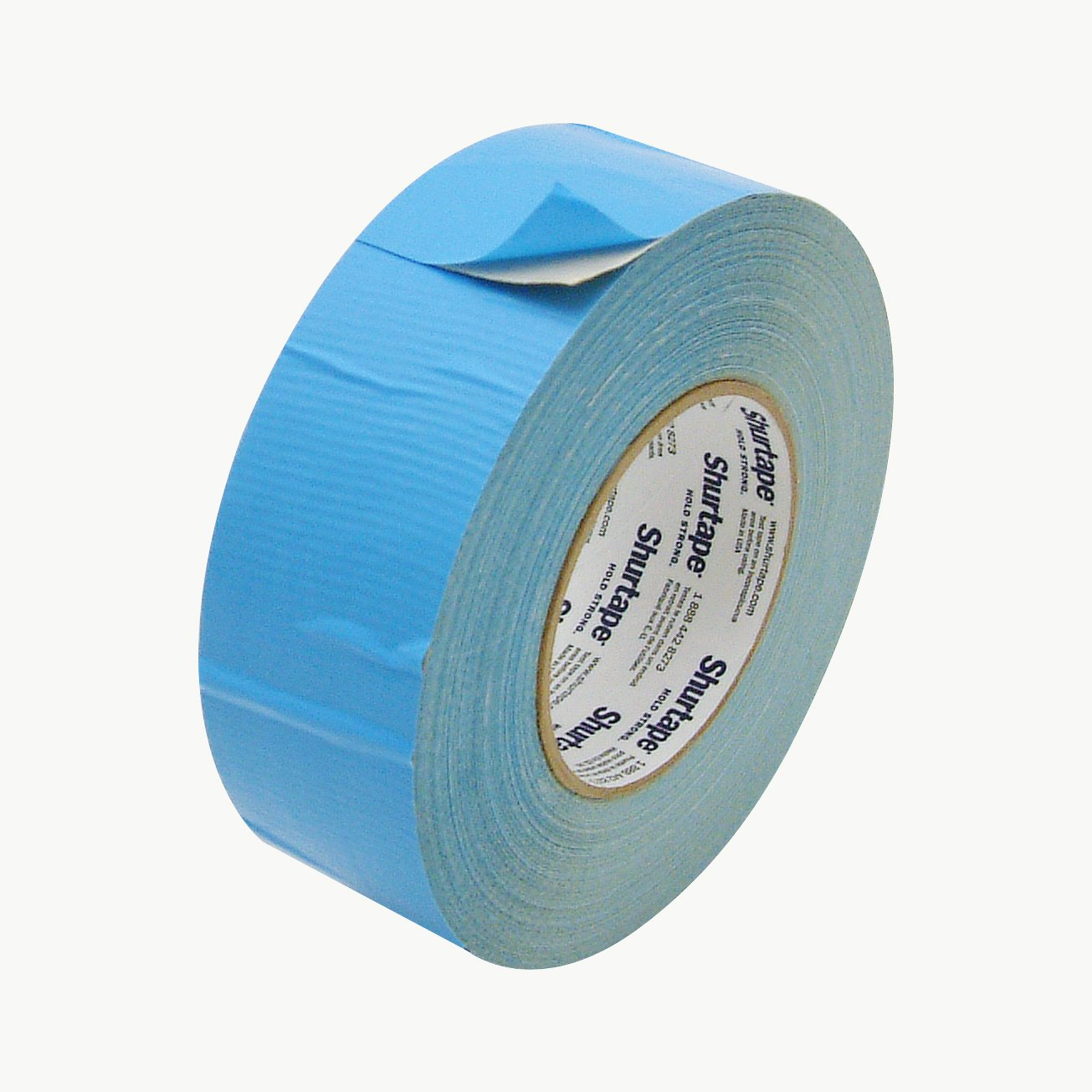 Shurtape DF-545/NAT236 DF-545 Double Coated Cloth Carpet Tape: 2'' x 36 yd, Natural