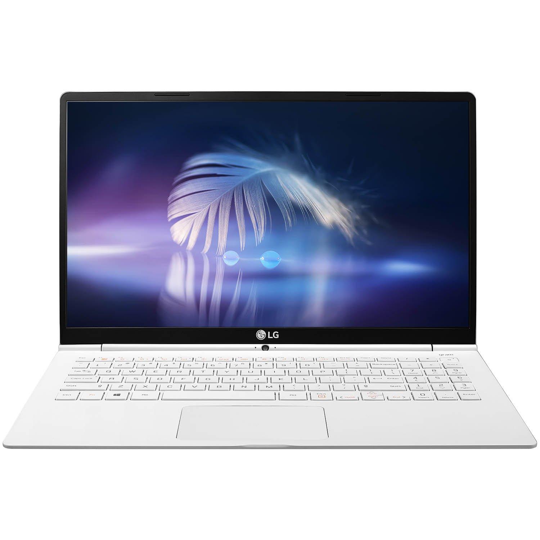 2019年激安 LG ノートパソコン Gram 15Z960-G(White) Gram/980g ノートパソコン/15.6インチ/Windows 10 B01LX6D6IU Home 64bit/USB Type-C搭載/英語キーボード B01LX6D6IU, 【別倉庫からの配送】:69d4a4e4 --- mcrisartesanato.com.br