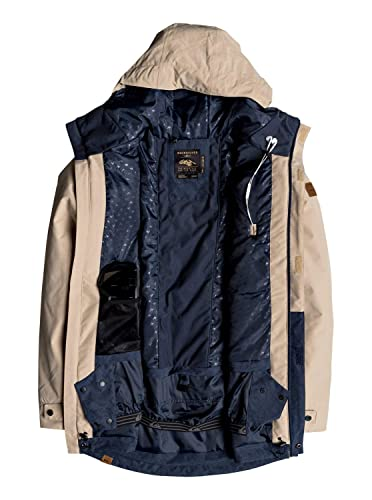 Quiksilver Mens Horizon Snowboard Ski Jacket