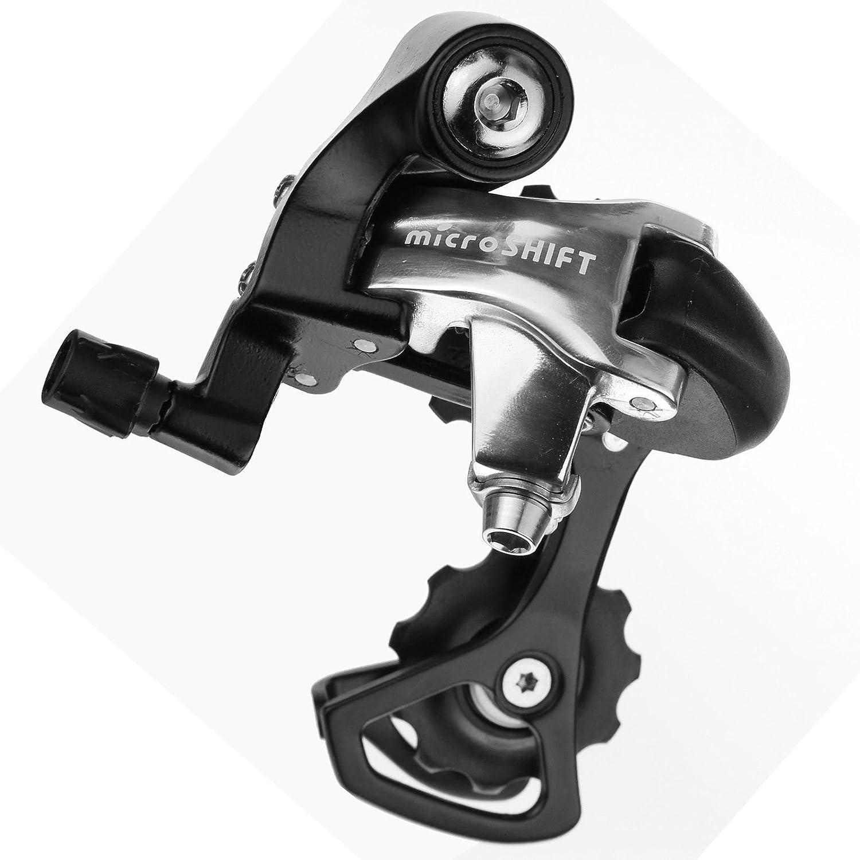 Microshift Road Bike Rear Derailleur for Shimano 9速度 B075MPS8BB