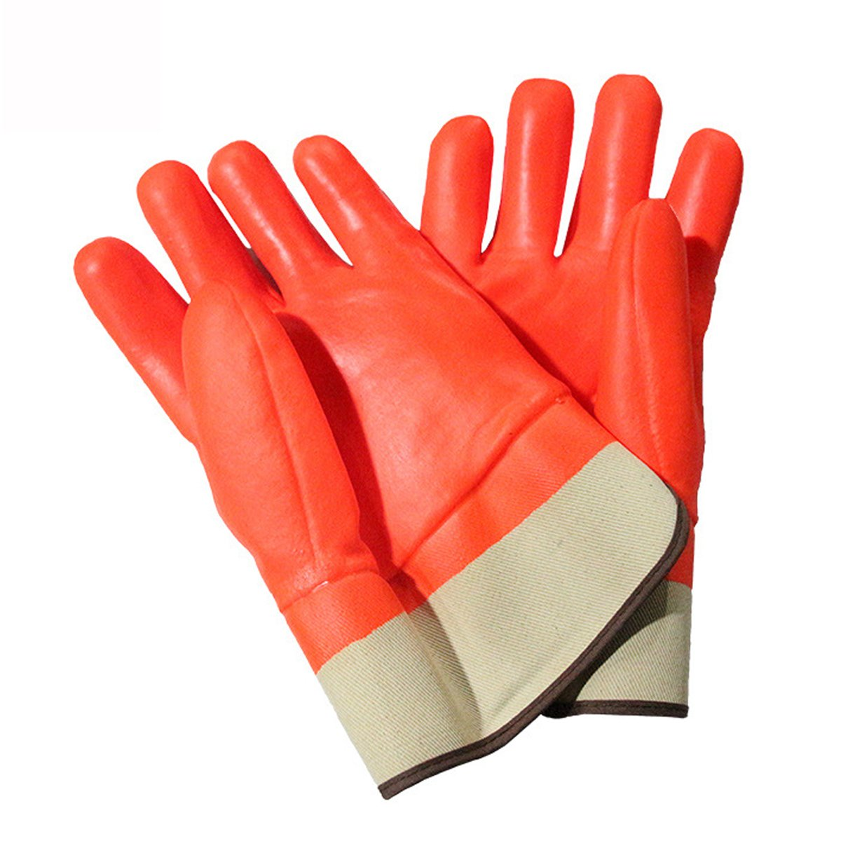 Chemical Water Resistance Gloves Used for Industries Oil, Acid, Alkali Resistance 11'