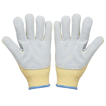 Amazon.com: Azample Guantes de corte industrial ...