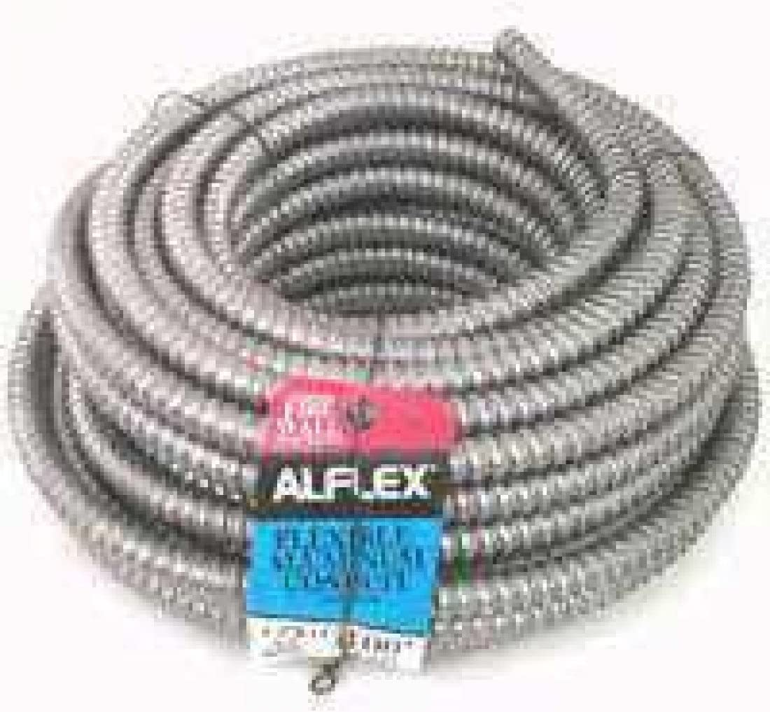 Southwire 55082021 3//8 x 25 Flex Alum Conduit