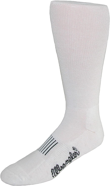 Wrangler Men's Wick Dry Western Boot Extended Size Sock