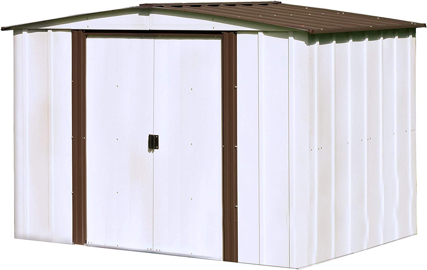 Arrow Newburgh Steel Storage Shed