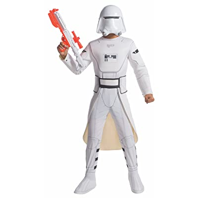 Rubie's Costume Star Wars Episode VII: The Force Awakens Deluxe Snowtrooper Child Costume, Medium: Toys & Games