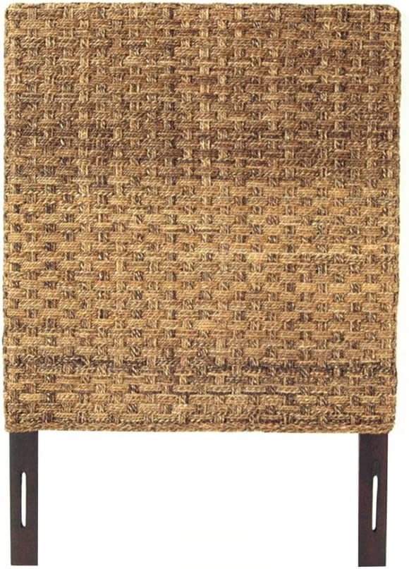 Padma s Plantataion Basket Weave Headboard, Queen