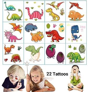 Amazon.com: Tatuajes Temporales Para Niños Fiesta de ...