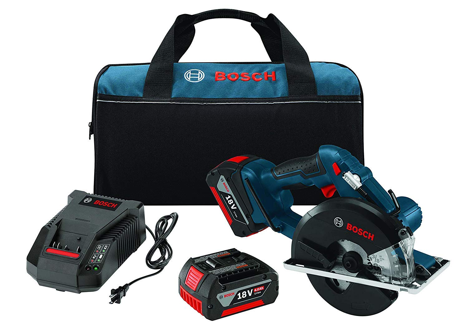 Bosch CSM180-01 18V Lithium-Ion Metal Cutting Circular Saw
