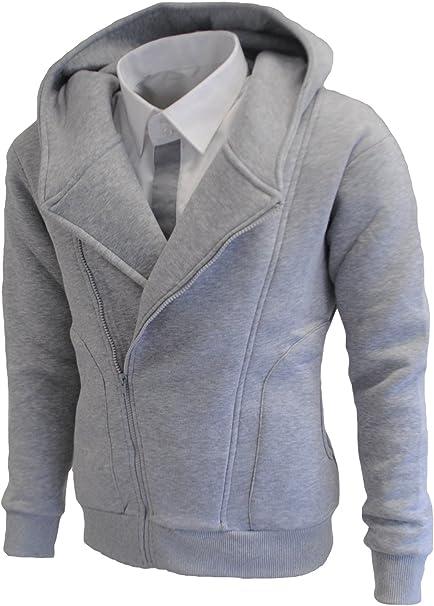 Garcia Pescara Designer Kapuzenpullover Sweatjacke Kapuzenjacke Hoodie Mit Kapuze Reißverschluss SML XL