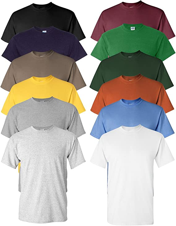Staff Workwear Mens T-Shirt 12 Colours