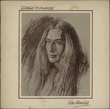 Ken Hensley Eager To Please Lp Vinyl Amazon Com Music
