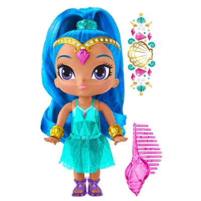 Fisher-Price Nickelodeon Shimmer & Shine, Genie Beach Shine: Toys & Games